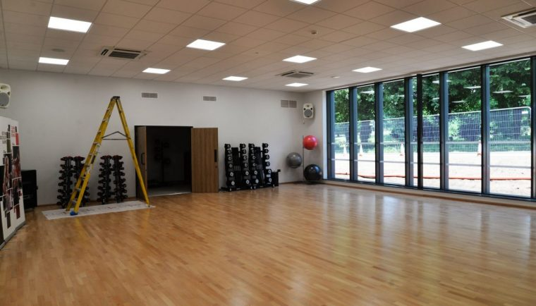 Newbold Comyn Leisure Centre Officially Opens Its Doors
