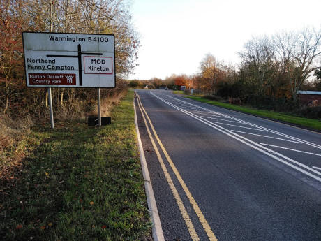 Mod Police Recruitment >> Plans for safety revamp at Kineton MoD base given green ...