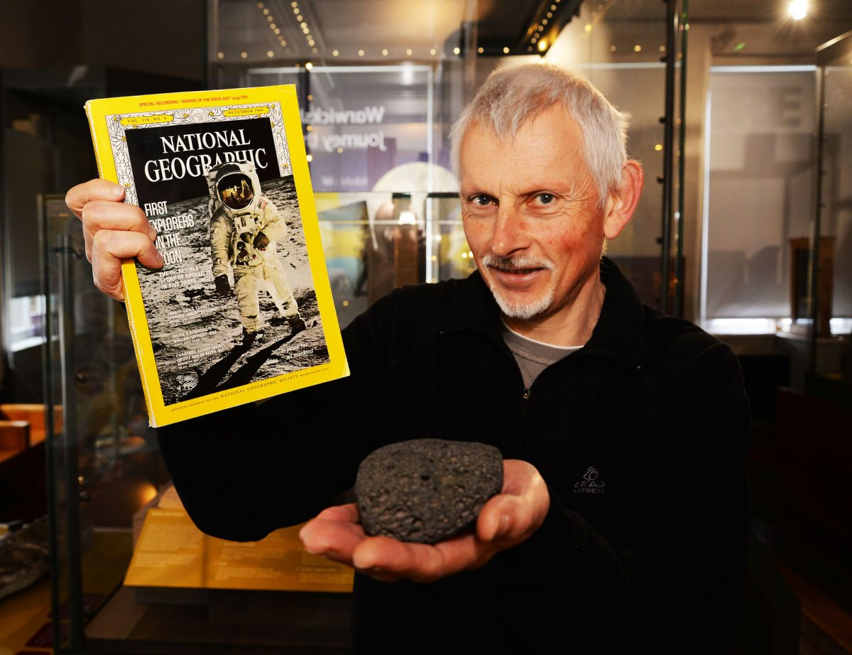Warwickshire Museum prepares for out of this world exhibition