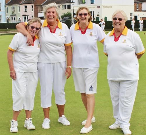Warwickshire Women bowl over Herefordshire & Somerset