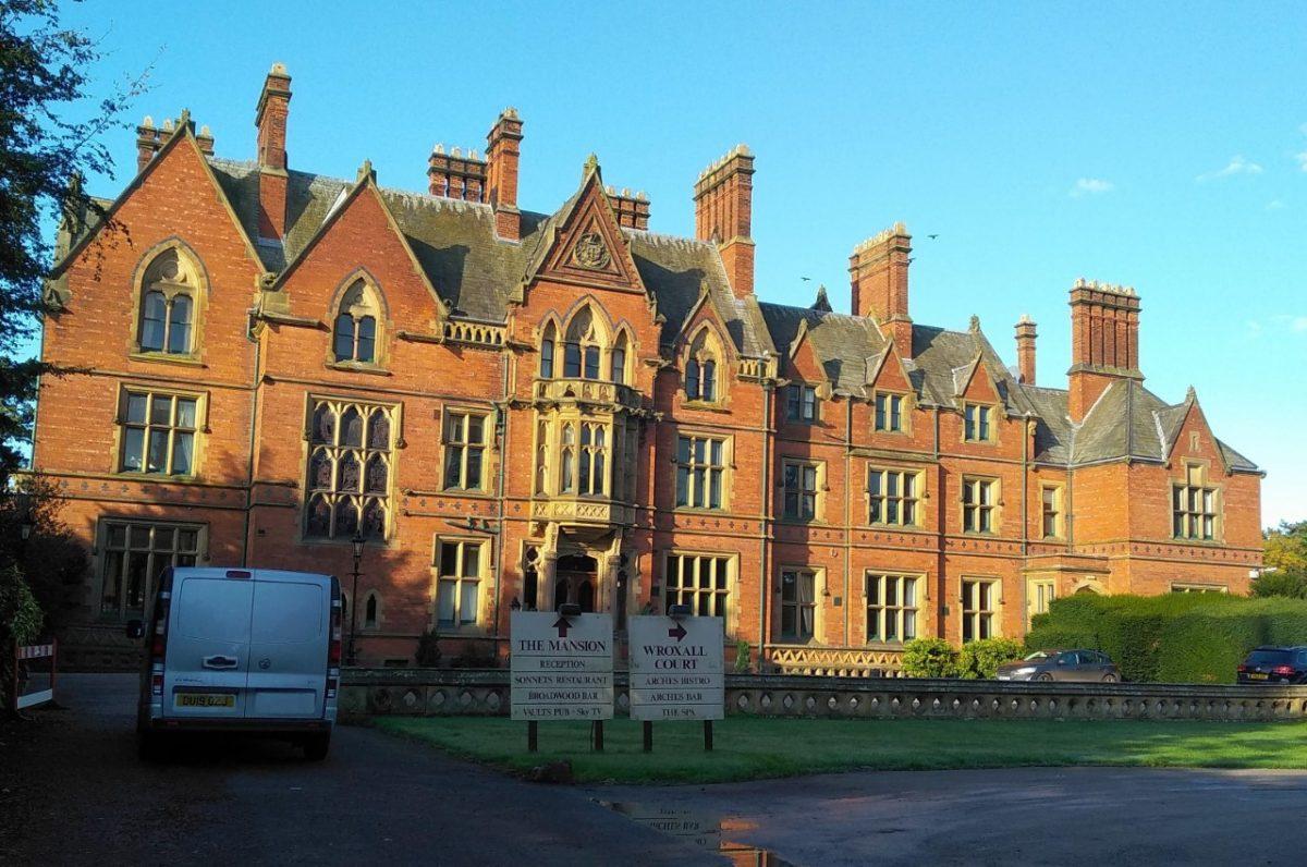 Mystery surrounds future of historic Warwickshire hotel