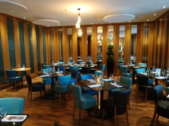 Dining In Style At The Grove Kitchen The Leamington Observer
