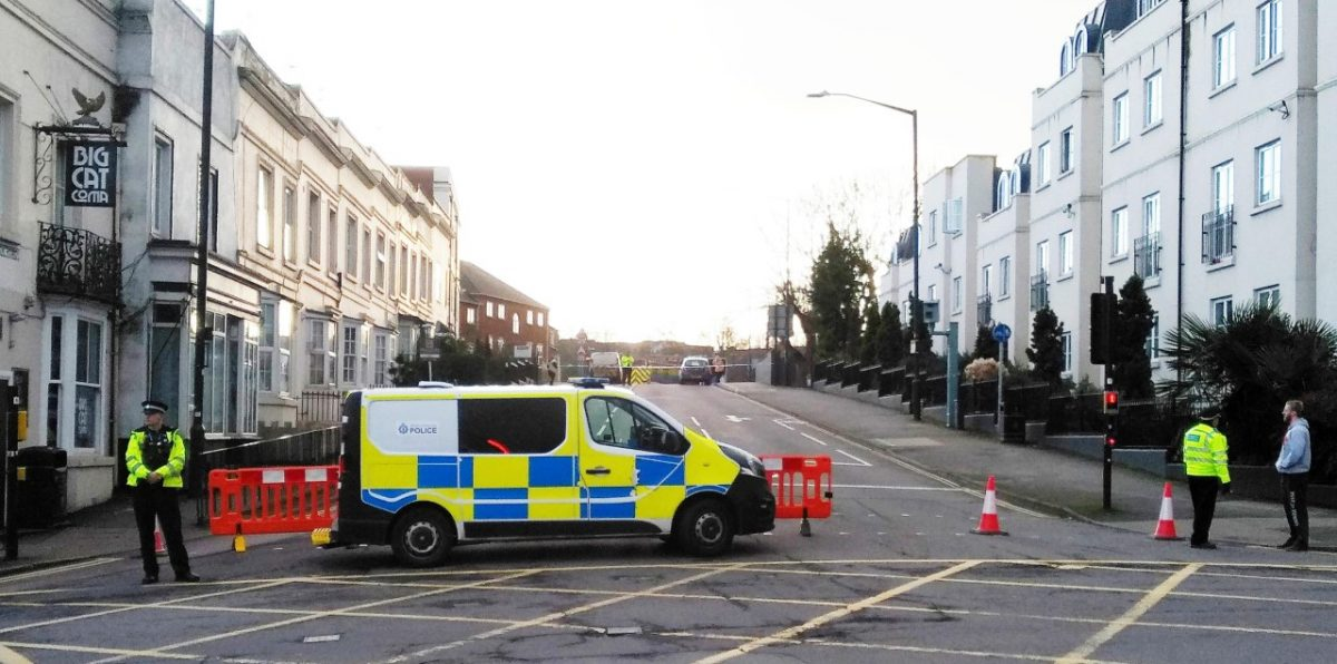 Tachbrook Road remains 'very much a crime scene' say police as murder investigation continues