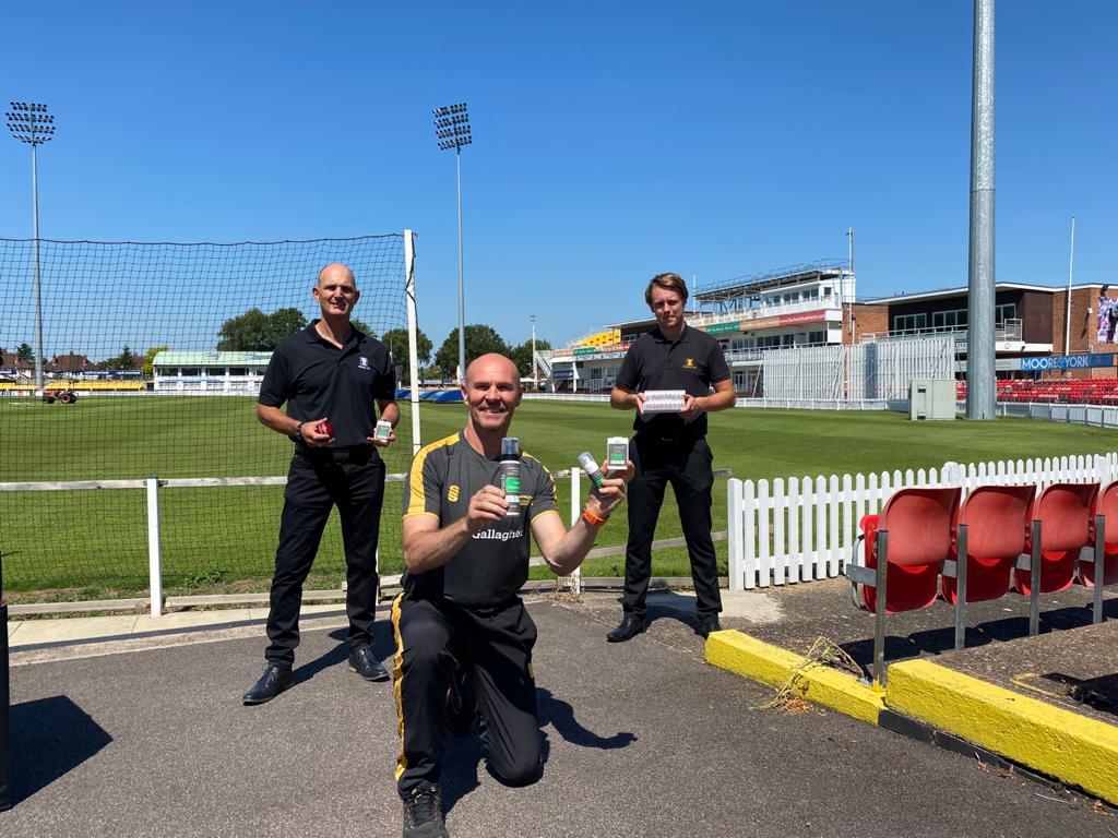 New Konig UK product aids the restart of cricket